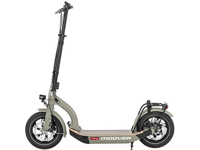 Metz Moover E-scooter grå (2019) | City-cykler